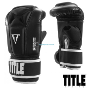 Снарядные перчатки TITLE Boxing Sculpted Thermo Foam Pro фото